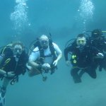 Fantastic diving with the Scuba Steve squad!