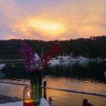 Sunset at Tapaz