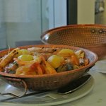 The delicious Fish Cataplana