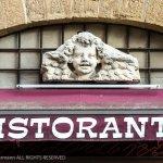 Al Quattro Venti, Montepulciano - exterior sign