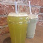 Sugar Cane Juice & Avocado Smoothie