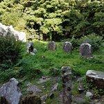 Ancient cemetery on Inchagoill Island