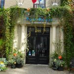 Entry to Le Port Royal Hotel