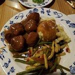 Swedish Meatballs Dinner