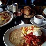Desayuno riquisimo