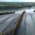 Itaipu Wasserkraftwerk Foto