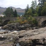 I have visited Killin on several occasions over the past 60 years.... thankfully the Falls have