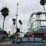 Фотография Santa Cruz Beach Boardwalk