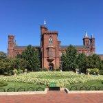 Foto di Edificio della Smithsonian Institution