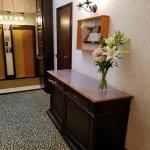 Photo de Hotel Saturnia & International