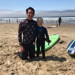 Something fun for all ages. Although 7+ for surf lessons.