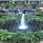 Fountains in the Delta Section at Opryland Resort