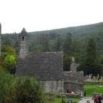 Glendalough in Wicklow.