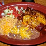 The Cantina: Enchiladas