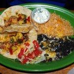 he Cantina: Fish tacos