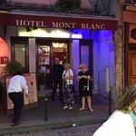 Foto de Hotel du Mont Blanc
