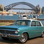 1964 EH Holden Premier - An iconic Australian car for an iconic Sydney tour!