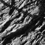 The ground under your feet, volcano rock.
