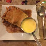 Apple Pie and Custard