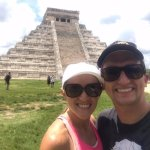 Thanks for a great trip to Chichen-Itza, Ricardo from Aventuras Mayas!