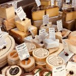 Granville public markets - blessed are the cheesemakers