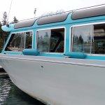 Photo de Maligne Lake Cruise