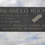 Balance Rock Dimensions Explained