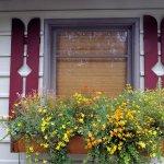 Bungalow flower box