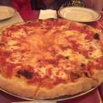 My pick,the best pizza of the tour, can you guess where we had this one?
