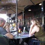 Aristocrat, outdoor dining
