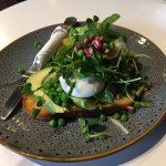 Wonderfully different breakfast - refreshing and tongue tingling!