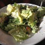 Basic Cesar Salad - anybody can do this...