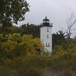 Lighthouse on Presque Isle, Erie PA