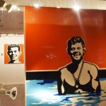 """JFK pop art - what could be more """"Cape Cod?"""""""