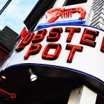 The famous Lobster Pot