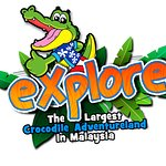 Explore The Largest Crocodile Adventureland in Malaysia