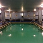 Original Art Deco indoor pool