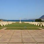 Cemetery at Souda Bay.