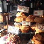 Pastries at Boudin's