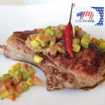Country Spiced U.S. Pork Chop
