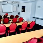 Rikelig med kurs- og konferansefasiliteter