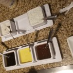 Entree dipping sauces