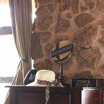Foto de Leopard Mountain Safari Lodge