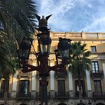 Photo de Placa Reial