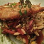Delicious sardine starter