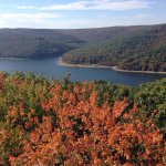 Beautiful lookout sight especially in the fall