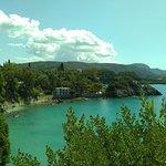 Photo de Paleokastritsa Beach