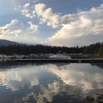 Foto van Colter Bay Village
