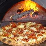 Fire wood Pizza