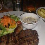 Rump steak meal for €15!